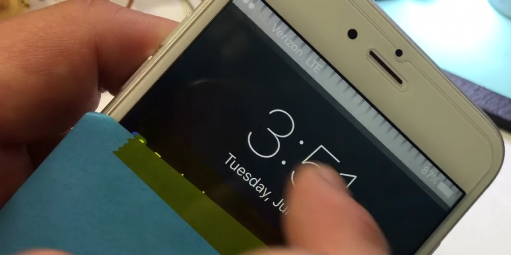 The 'Touch Disease' of the iPhone 6 Plus – Fixing it for a Fee