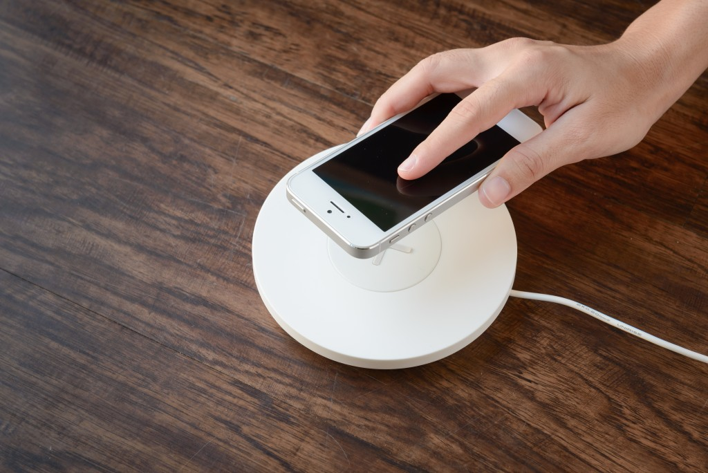 Technology Fix for Wireless Charging
